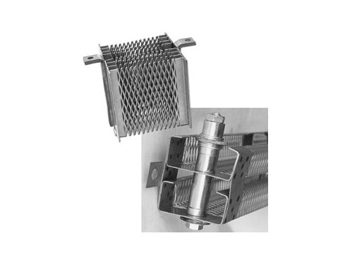 Expanded Metal High Current Resistors
