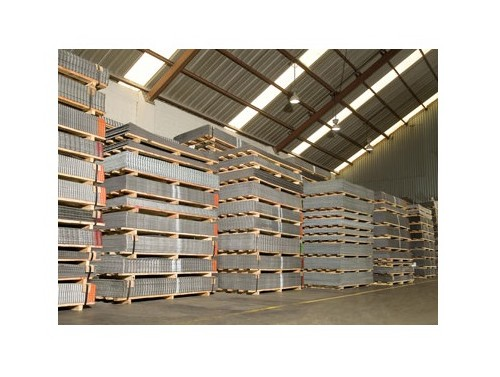Expanded Metal Sheets