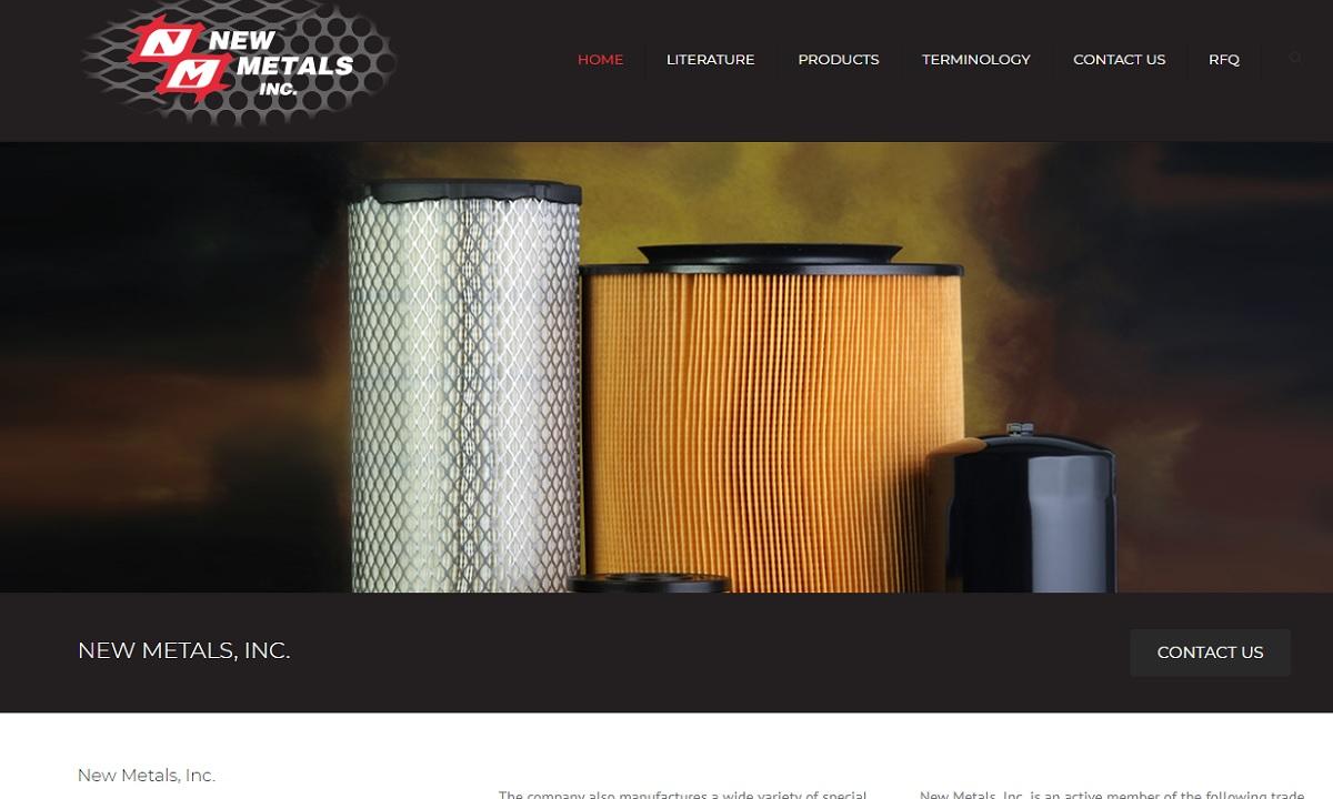New Metals, Inc.