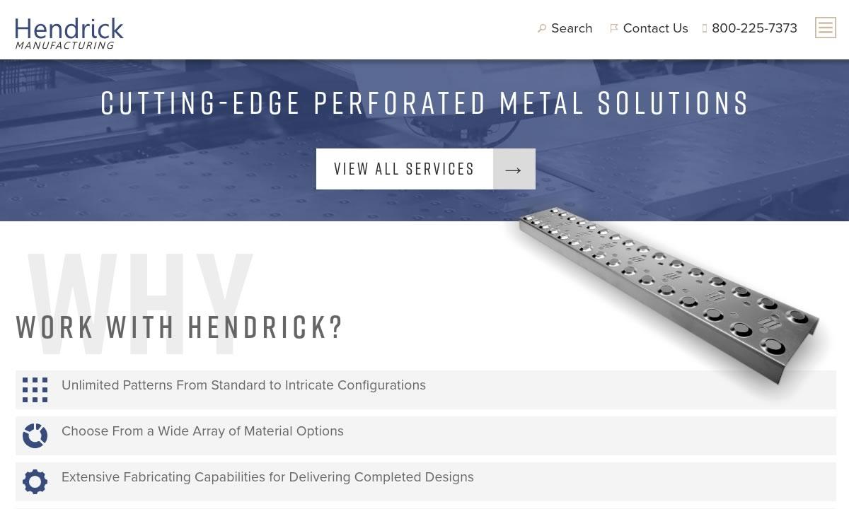 Hendrick Manufacturing Company