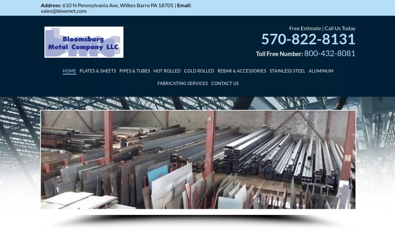 Bloomsburg Metal Company
