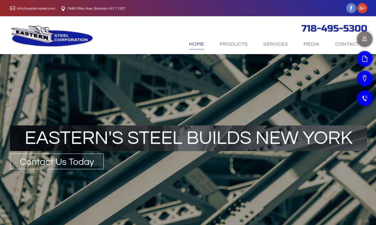 Eastern Steel Corp.