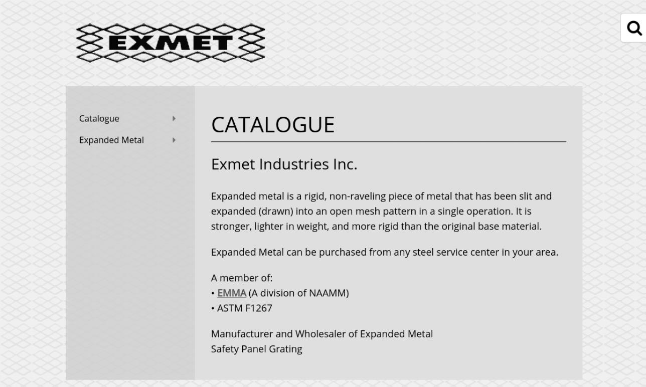 Exmet Industries Inc.