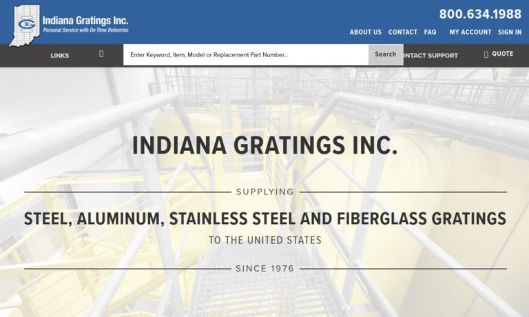 Indiana Gratings, Inc.