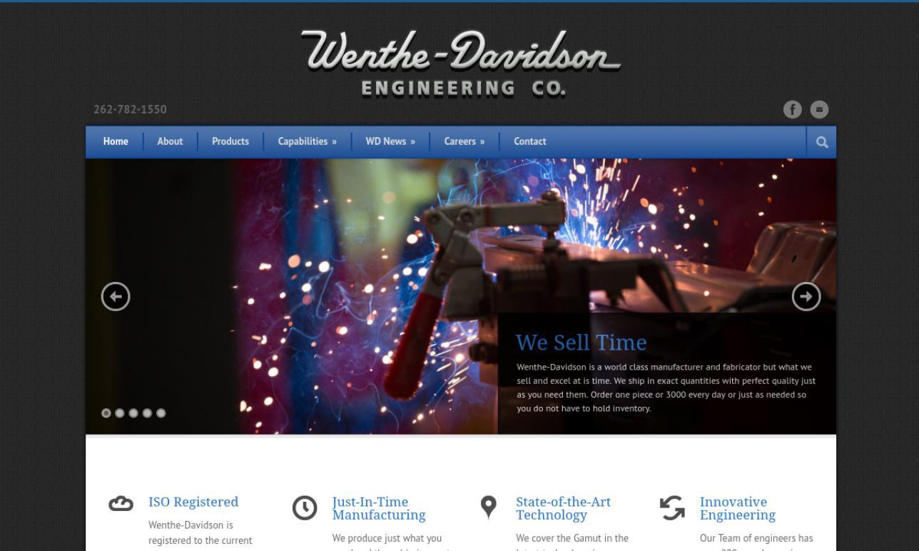 Wenthe-Davidson Engineering Co.