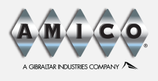 Alabama Metal Industries Corporation (AMICO) Logo