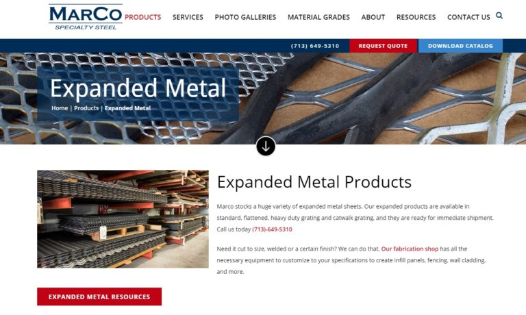 MarCo Specialty Steel, Inc.